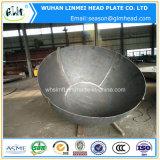 Protezione di estremità capa servita sferica per il contenitore a pressione