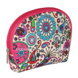 Girls를 위한 기하학적인 Print Cute Small Promotional Cosmetic Pouch