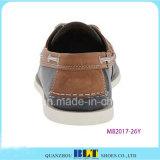 Chaussures en cuir de substance neuve pour les hommes