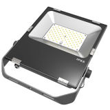 セリウムRoHS EMC IP65 5000lumen 50W Outdoor LED Marineか庭またはFlood Lighting