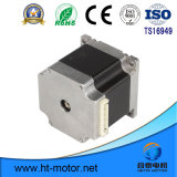 Motor de pasos de la nema 23/57*57 con el conector para la máquina de grabado