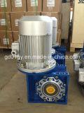 Caixa de engrenagens do sem-fim do alumínio de molde de Nmrv com motor de indução