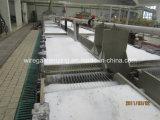 Chaîne de production d'électrodéposition de zinc pour le fil d'acier