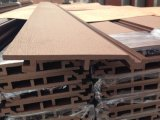 Projetado pavimentando o painel plástico do tipo e de parede da madeira