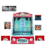 GM856-Mini Penny Pusher Coin Pusher Fairground Arcade Amusements Replica de jeu pour Famile Children