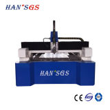 Máquina de estaca industrial de alta velocidade do laser do CNC