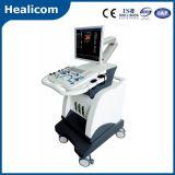 医療機器のトロリーカラードップラー超音波(Huc-600)