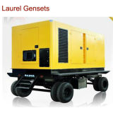 100kw/125kVA Electric Trailer Generator mit Weichai Engine