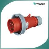 plugue de potência industrial do Ce de 5p 16A/32A/plugue & soquete industriais