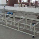500-600kg/H de tweelingPijp die van pvc van de Extruder van de Schroef Machine/de Lijn van de Uitdrijving van de Pijp maken