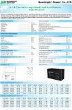 세륨 RoHS UL 증명서를 가진 직업적인 12V7ah 6-FM-7 납축 전지