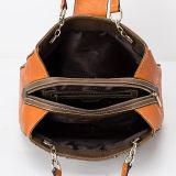 Signora calda Designer Fashionable PU Tote di vendita 2016/borsa della spalla (C71368)