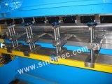 Bremsen-Maschine der Druckerei-Wc67k-125t/5000/hydraulische verbiegende Maschine