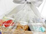 Vela portátil de casa de soja perfumada en estaño