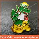 Сортированный сувенир оптового высокого качества фабрики сразу изготовленный на заказ красит цену мягкого значка Pin отворотом металла эмали дешевое