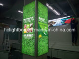 Frameless de alumínio Fabric e Textile Advertizing Light Box
