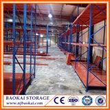 Steel di bassa potenza Shelf con Panels per Cargos Storage