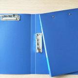 Dobrador de arquivo durável da pasta de anel do papel do cartão de A4 /FC (tampa de livro plástica)