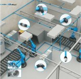 De hete Pijp van de Samengeperste Lucht van het Aluminium van de Verkoop