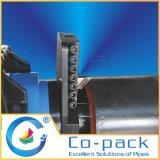 Schnell starke Rohr-Schrägfläche der Wand-SS mechanisch