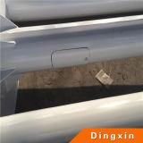 tubos ligeros los 9m de acero de los 8m