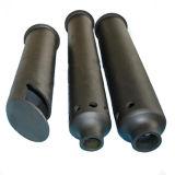 De uitstekende Thermische Geleidende (siliciumcarbide/SiSiC/RBSiC branderpijp) Sic Ceramische Pijp van de Brander
