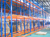 Warehouse seletivo Pallet Rack com Q235 Steel