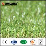 Ajardinar la hierba sintética auténtica para el uso del jardín