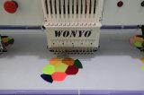 Macchina del ricamo di Dahao di colori della macchina 9/12 del ricamo delle teste di Wonyo 6