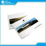 Impresión personalizada de papel de arte A5 A4 Folleto de negocios