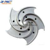 Kundenspezifische Präzision Druckguss-Aluminiumgußteil für Ventilatorflügel