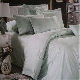 Matéria têxtil do hotel 100% da tela do jacquard do T/C 50/50 do algodão/a Home (WS-2016349)