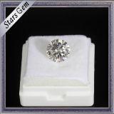 最上質の円形6.5mm Vvs最もよい光っているMoissaniteのダイヤモンド