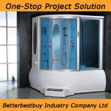 大きい浴槽とのデジタル蒸気のシャワーかSteamroom