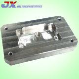 Precisione di CNC che lavora lavorare alla macchina di alluminio del metallo dell'acciaio inossidabile ecc