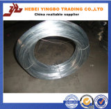 電流を通されたWire Best Price 0.7mm 0.9mm Galvanized Iron Wire