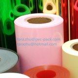 Rosafarbener steifer Belüftung-Film für das Blase Phama Verpacken