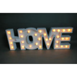 LED Holiday Decoration Lights Made del MDF