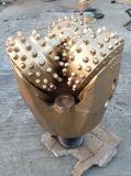 Bits de rocha Tri-Cone da alta qualidade para a perfuração do poço petrolífero