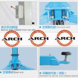 Gerbeur de véhicule de matériel de levage hydraulique d'automobile de levage de poste de la CE deux