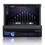 7 Inch Single DIN Touch Screen Android 4.4.4 Car DVD Player Gp8600 +WiFi+3G+GPS+FM+BluetoothおよびEct Dash
