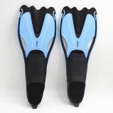 Alette Pocket del piede, alette d'immersione, immersione subacquea navigante usando una presa d'aria