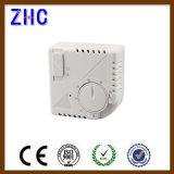 per il termostato di temperatura ambiente di istruzioni di uso del condizionamento d'aria e del riscaldamento
