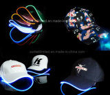The Dark Hat Cap에 있는 LED Light Party Hat Glow