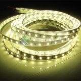 2835 120LEDs IP65 impermeabilizan la luz de la cuerda del LED para la alta calidad