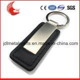 Прямая связь с розничной торговлей Audi Keychain изготовленный на заказ кожаный Keychain Factroy