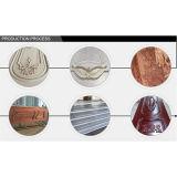 Natural Wood VeneerのフランスのDoor