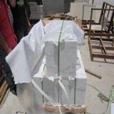 Lastre di marmo bianche bianche orientali cinesi all'ingrosso di Statuario Bianco Guangxi