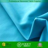 75D raffinent le poly tissu de trame de mémoire de forme de torsion pour les jupes chaudes d'automne de couche