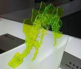 プレキシガラスPMMAのアクリルのボードレーザーの切断の彫版